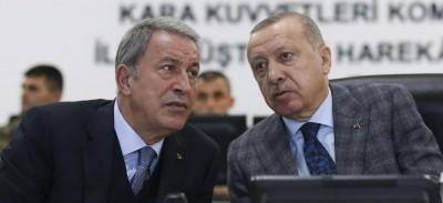 Τουρκικές προκλήσεις - Erdogan: Επαναφέραμε την Αγία Σοφία στην αρχική της ταυτότητα - Akar: Με 3-5 αεροσκάφη η Ελλάδα δεν έχει υπεροχή