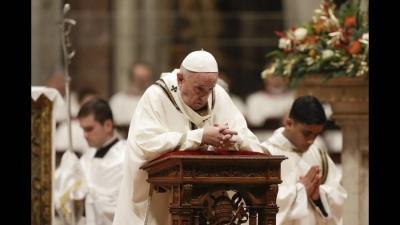 Πάπας Φραγκίσκος: Ο κορωνοϊός είναι τιμωρία της φύσης για την κλιματική αλλαγή