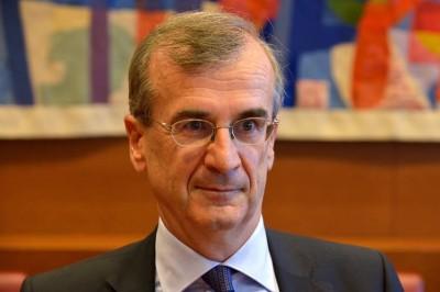 Villeroy (ΕΚΤ): Ταχύτερη του αναμενομένου η ανάκαμψη της γαλλικής οικονομίας