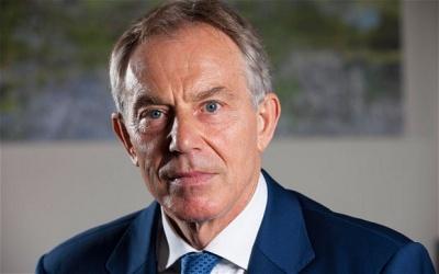 Ο πρώην Βρετανός πρωθυπουργός Tony Blair, σύμβουλος κατασκευής της νέας πρωτεύουσας της Ινδονησίας