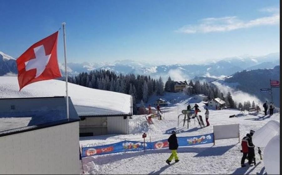 Ελβετία: Εντοπίστηκαν κρούσματα από την μετάλλαξη του κορωνοϊού - Καραντίνα για 3 ξενοδοχεία