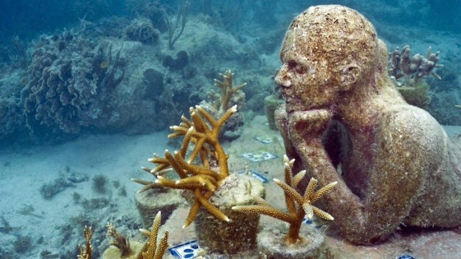 «Εδώ κάνεις βουτιά στην ιστορία», αναφέρει αφιέρωμα του AFP για το υποβρύχιο μουσείο της Αλοννήσου