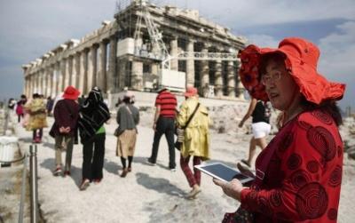 Οι πλούσιοι τουρίστες στην Ελλάδα ξόδεψαν 1,8 δισ. ευρώ - Στην κορυφή Ρώσοι και Κινέζοι
