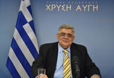 Ν.Γ. Μιχαλολιάκος: Ενάντια στον πόλεμο κατά της Χρυσής Αυγής - Αντίσταση Εθνική σε όλα τα μέτωπα!