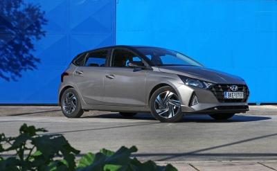 Δοκιμάζουμε το νέο Hyundai i20 1.2 MPi 84 PS