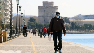 Θεσσαλονίκη - Κατά 89% αυξήθηκε το ιικό φορτίο στα λύματα σε εβδομαδιαία βάση