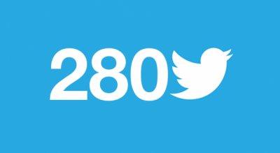 To Twitter απελευθερώνει σε όλο τον κόσμο τα tweets με 280 χαρακτήρες