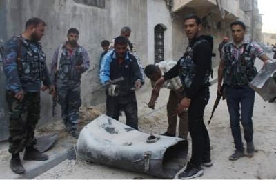 Συριακό Δίκτυο Ανθρωπίνων Δικαιωμάτων: 11.087 πολίτες τα θύματα από 81.916 βόμβες-βαρέλια