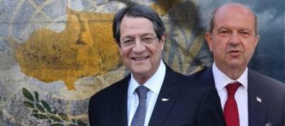 Κύπρος: Σήμερα 3/11 η πρώτη συνάντηση Αναστασιάδη – Tatar