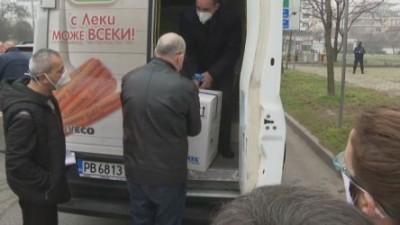 Βουλγαρία: Μετέφεραν τα εμβόλια για τον κορωνοϊό σε φορτηγά για λουκάνικα!