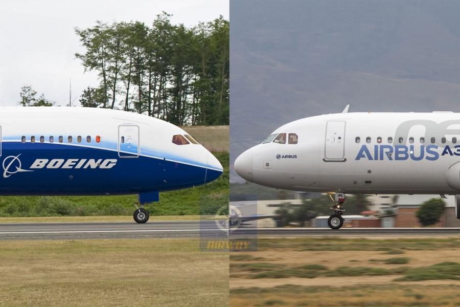 ΕΕ – ΗΠΑ: Πενταετές moratorium στο 17ετή «εμπορικό πόλεμο» για τις επιδοτήσεις σε Airbus και Boeing με το βλέμμα στην Κίνα