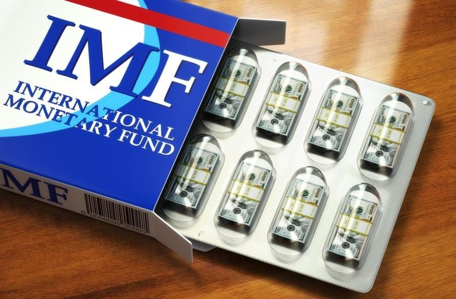 To ΔΝΤ προειδοποιεί για ξαφνική διόρθωση της αγοράς και διόγκωση των εταιρικών χρεών