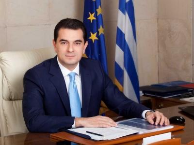Σκρέκας (ΥΠΕΝ): Ενεργειακές επενδύσεις 44 δισ. στην Ελλάδα ως το 2030