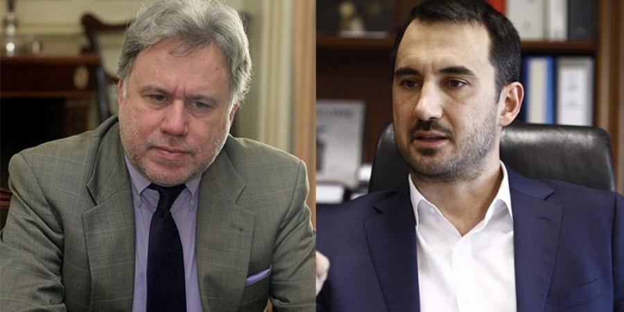 Περαιτέρω χρηματοδότηση προς την ελληνική οικονομία ζητά από την EBRD ο Σταθάκης