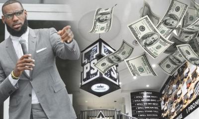 Forbes: Ο ΛεΜπρόν Τζέιμς δεν είναι (ακόμα) δισεκατομμυριούχος