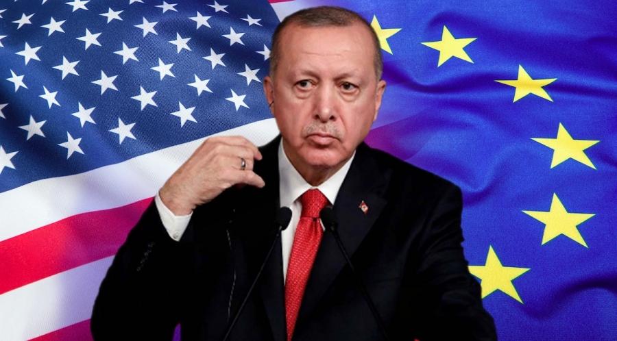 Σε αναζήτηση ευρωπαϊκής στήριξης ο Erdogan - Η… σκληρή στάση των ΗΠΑ αλλάζει την πολιτική της Τουρκίας