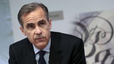 Carney (BoE) για φήμες περί διαδοχής της Lagarde στο ΔΝΤ: Όλα στην ώρα τους
