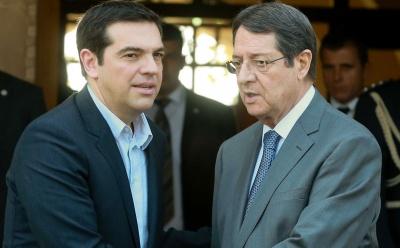 Σύνοδος Κορυφής: Συνάντηση Τσίπρα - Αναστασιάδη στις Βρυξέλλες για την κυπριακή ΑΟΖ