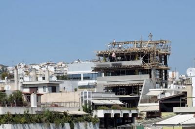 Άνοδος 0,1% του δείκτη τιμών κατηγοριών έργων κατασκευής νέων κτηρίων κατοικιών το δ΄τρίμηνο του 2020