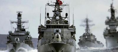 Νέα τουρκική NAVTEX, άσκηση με πραγματικά πυρά μεταξύ Ρόδου και Καστελόριζου στις 29/9