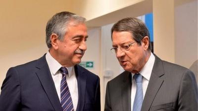 Κρίσιμη συνάντηση Αναστασιάδη με Akinci - «Η Τουρκία να σταματήσει τις έκνομες ενέργειες»