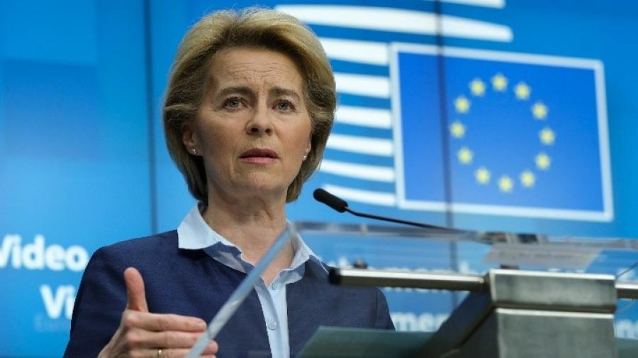 Von der Leyen (ΕΕ): Να σταματήσει η βία στη Γάζα – Επικοινωνία Macron (Γαλλία) με Netanyahu (Ισραήλ)