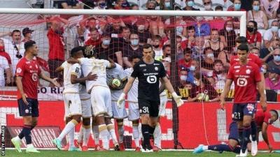 Λιλ: Το χειρότερο ξεκίνημα την τελευταία εξαετία για την Πρωταθλήτρια Γαλλίας - δέχθηκε τέσσερα γκολ στην έδρα της μετά από το 2017!