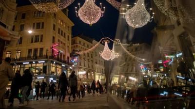 Αυστρία - Covid: Βάζει λουκέτο μία στις πέντε τουριστικές επιχειρήσεις  στη Βιέννη