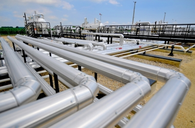 Άλμα 13,4% στην κατανάλωση φυσικού αερίου στην Ελλάδα
