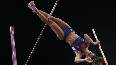 Επί κοντώ: Τέταρτη η Στεφανίδη, στην όγδοη θέση η Κυριακοπούλου! (video)