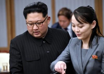 «Βγαίνει» μπροστά η αδελφή του Kim Yong Un - Απέρριψε νέα διάσκεψη με τον Trump