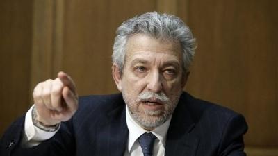 Κοντονής: Σχέδιο αποσταθεροποίησης από τη ΝΔ - Θέλει να πέσει η κυβέρνηση πριν την έξοδο από τα μνημόνια