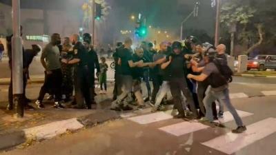 Ισραήλ: Συγκρούσεις στην Ανατολική Ιερουσαλήμ και στη Γιάφα