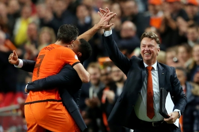 Επιστρέφει στην εθνική Ολλανδίας ο Φαν Χάαλ!