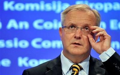 Rehn (ΕΚΤ): Η ευρωζώνη δεν οδεύει προς ύφεση αλλά αργό ρυθμό ανάπτυξης