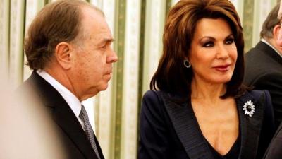 Η οικογένεια Θεόδωρου και Γιάννας Αγγελόπουλου δωρίζει 1 εκατ. ευρώ στο ΕΣΥ