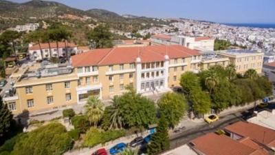 Νοσοκομείο Μυτιλήνης: Με κορωνοϊό 4 νοσηλευτές - Οι δύο ήταν ανεμβολίαστοι