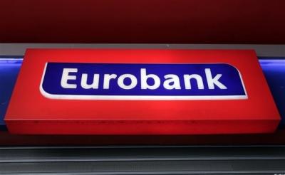 Σε νέα υψηλά 21 μηνών η Eurobank – Απόδοση άνω του 210% σε 52 εβδομάδες