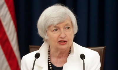 Yellen (ΗΠΑ) προς G20: Ένα ταχύ, παγκόσμιο πρόγραμμα εμβολιασμού, η πιο ισχυρή τόνωση στην παγκόσμια οικονομία
