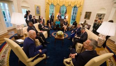 Stoltenberg (ΝΑΤΟ) μετά τη συνάντηση με Biden: Η Κίνα δεν μοιράζεται τις αξίες μας