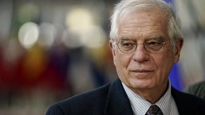Borrell (ΕΕ): Με ελικόπτερο επιθεώρησε το τεμάχιο 6 της κυπριακής ΑΟΖ