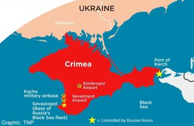 Λευκός Οίκος: Η Ουάσινγκτον «δεν αναγνωρίζει» την προσάρτηση της Κριμαίας από την Ρωσία