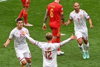 Ουαλία – Δανία 0-2: Ο Ντόλμπεργκ εκμεταλλεύτηκε το «δώρο» του Γουίλιαμς (video)