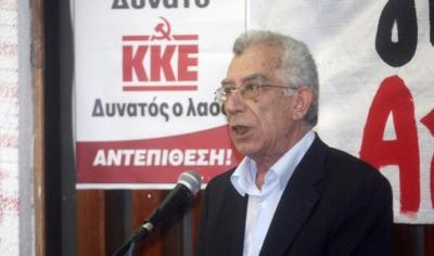 Έφυγε από τη ζωή το μέλος του ΚΚΕ Μάκης Μαΐλης