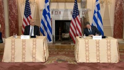 Ψήφος εμπιστοσύνης στον γεωπολιτικό ρόλο της Ελλάδας η νέα αμυντική συμφωνία με ΗΠΑ - Kαταδίκη του τουρκικού casus belli