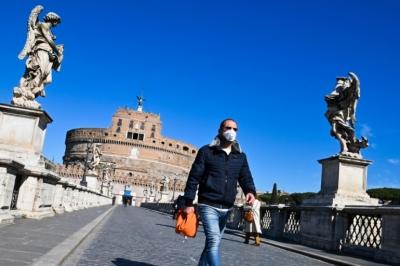 Ιταλία: Σταδιακή αποκλιμάκωση του δεύτερου κύματος με 7.567 νέα κρούσματα (14/5)