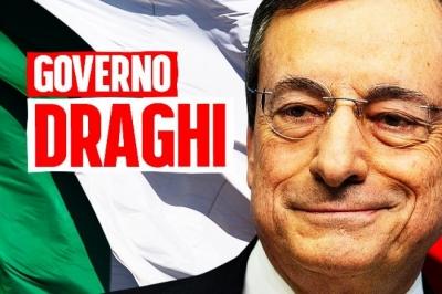 Θετικά τα πρώτα σχόλια των Ιταλών πολιτικών, μετά την ανακοίνωση της σύνθεσης της κυβέρνησης Draghi