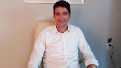Χαράλαμπος Καλός, δήμαρχος Λευκάδας: Το μεγάλο μας στοίχημα είναι η επιμήκυνση της τουριστικής σεζόν στο νησί