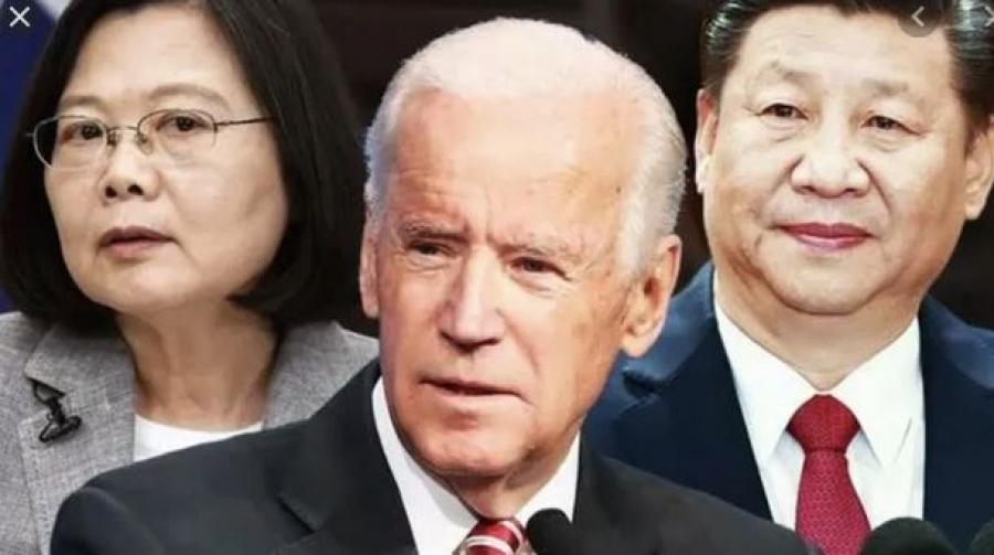 ΗΠΑ: Ο Biden έστειλε μη επίσημη αμερικανική αντιπροσωπεία στην Ταϊβάν