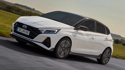 Hyundai i20 N Line: Με αναβαθμισμένη δυναμική